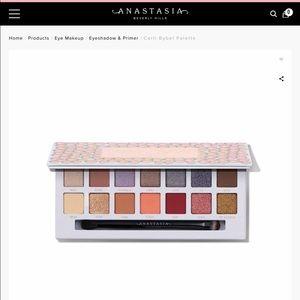 Anastasia Beverly Carli Bybel Eyeshadow Palette